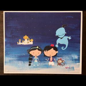 Art print - Aladdin